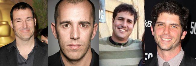 Mark Andrews - Nikolaj Arcel - Dean Israelite - Jonathan Levine
