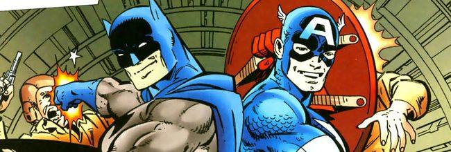 Batman - Capitán América