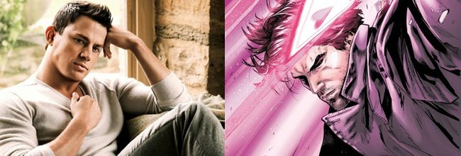 Channing Tatum y Gambito