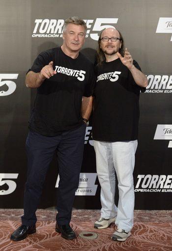 ¿Cuánto mide Santiago Segura? - Real height 1