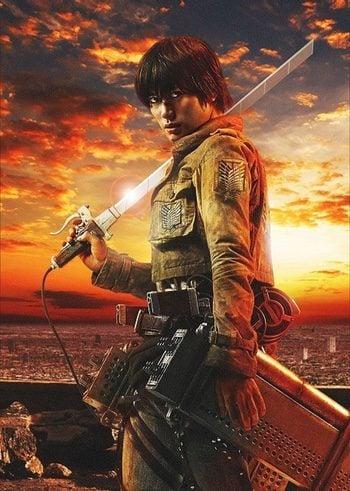Las nuevas imágenes del live action de Shingeki no Kyojin
