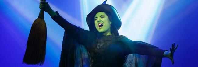 El musical 'Wicked' tardará en tener una adaptación cinematográfica