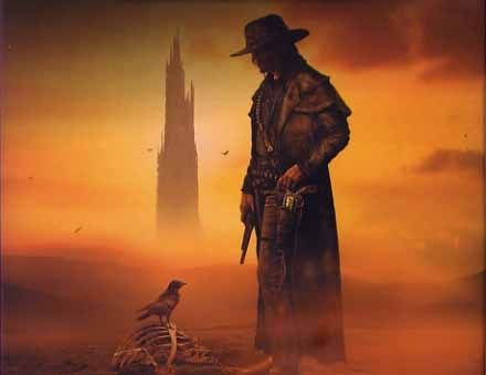 La torre oscura de Stephen king 1