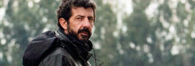 El director Alberto Rodríguez durante el rodaje de 'La isla mínima'