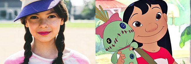 Nikki Hahn en 'Lilo & Stich'