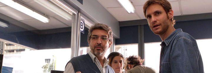 Damián Szifrón en el set de 'Relatos salvajes'
