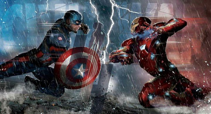 Concept Art de 'Capitán América: Civil War'