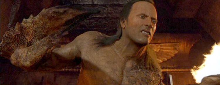 ¿Carne y hueso o CGI? 8 actores recreados por ordenador para interpretar a sus personajes