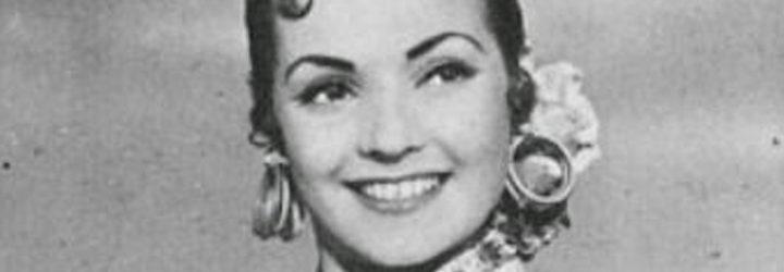Carmen Sevilla de joven