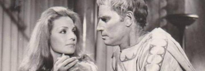 Carmen Sevilla en 'Marco Antonio y Cleopatra'