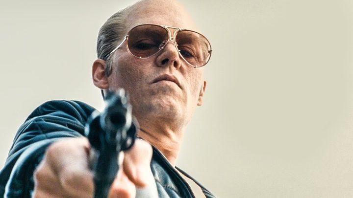 Johnny Depp en 'Black Mass: Estrictamente Criminal