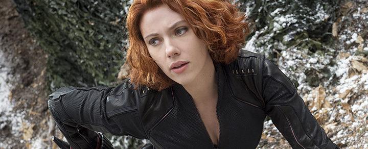 Scarlett Johansson es Viuda Negra en Vengadores: La era de Ultrón