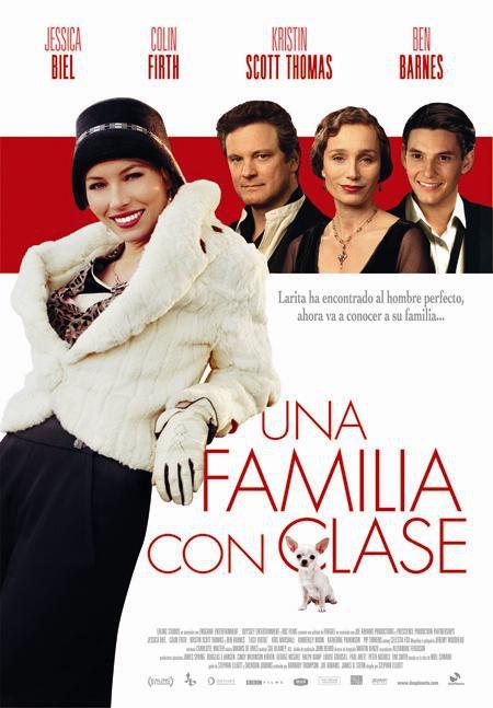 Una familia con clase, estreno en cine