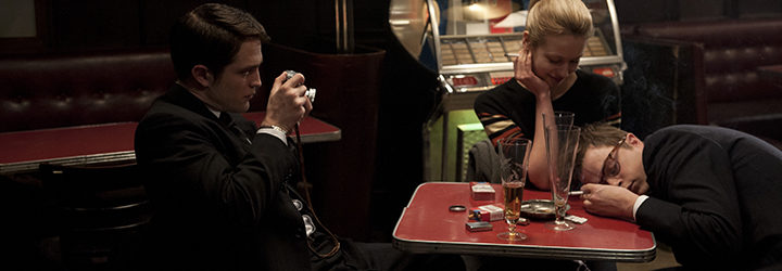 Robert Pattinson y Dane DeHaan en 'Life'
