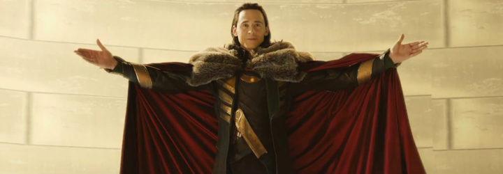 Imagen de Loki en 'Thor: El mundo oscuro'