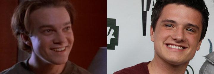 Denny de 'The Room' y Josh Hutcherson