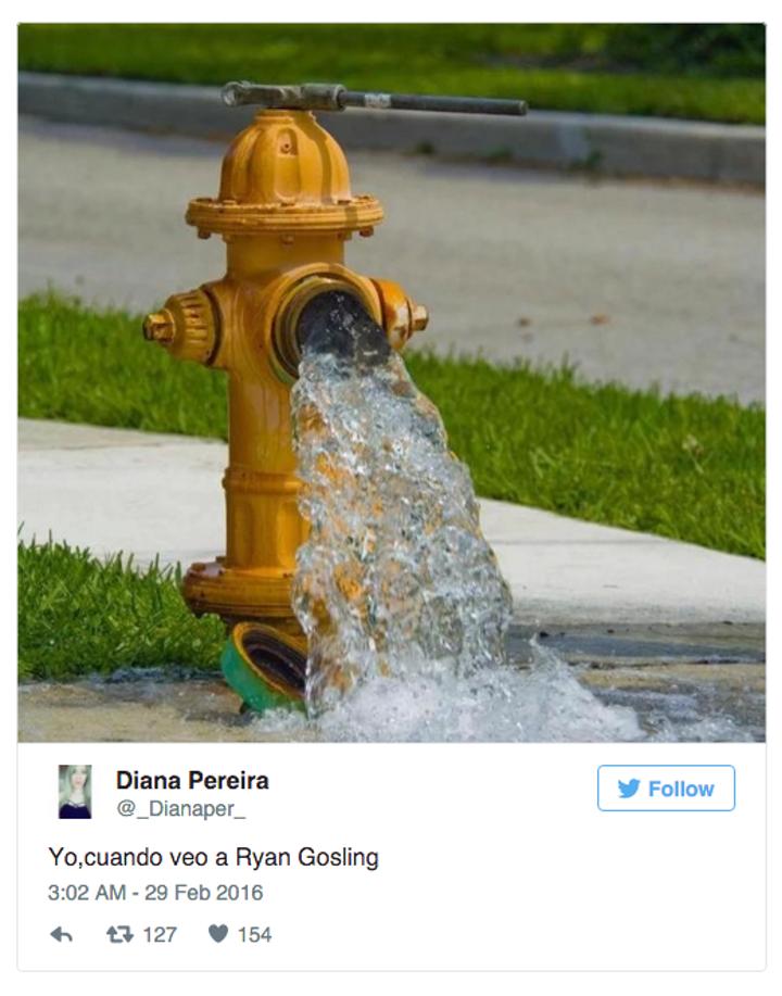Reacción Ryan Gosling