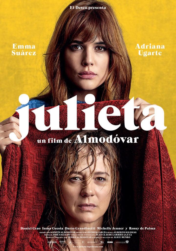 Julieta (2016) de Almodovar  1