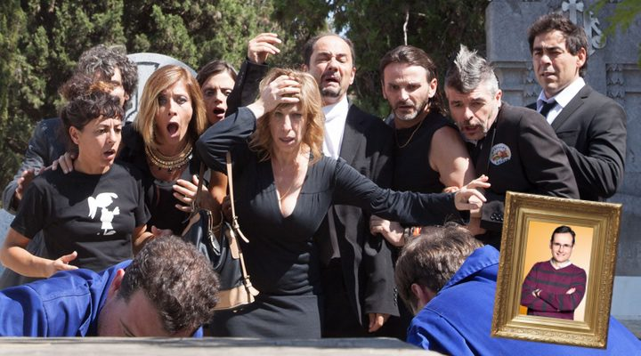 Así reacciona el reparto de 'La que se avecina' a la muerte de Leo ...