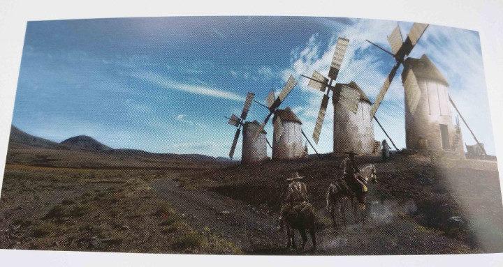 Don Quijote Terry Gilliam