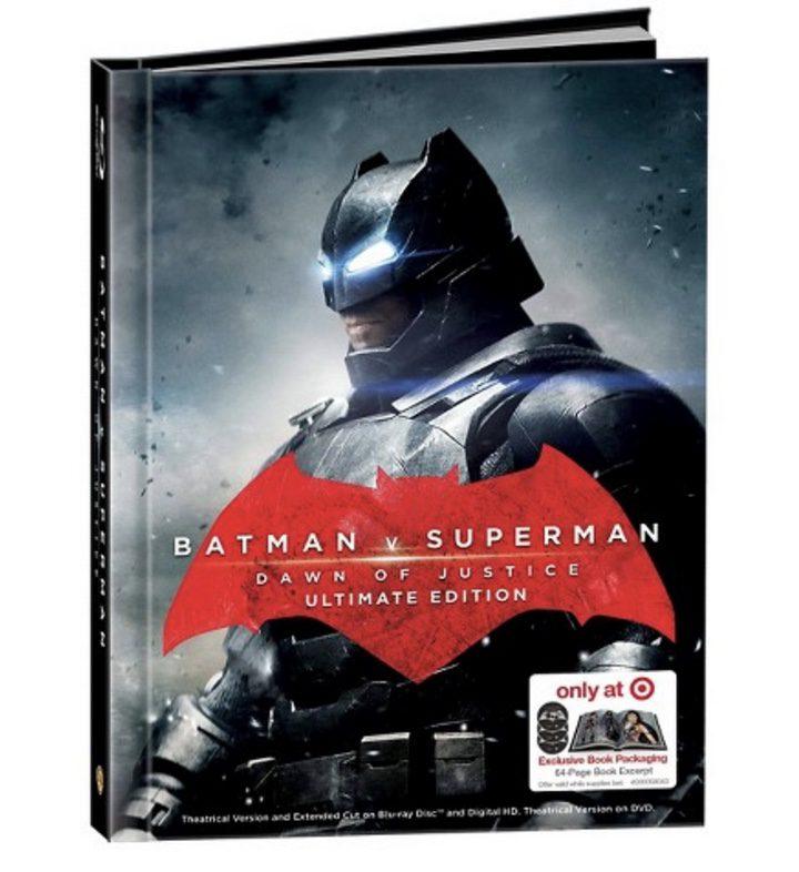 Digibook 'Batman v Superman: El amanecer de la Justicia