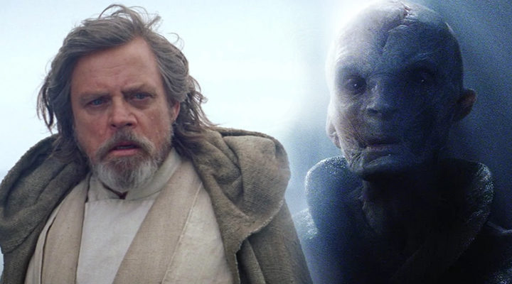 Luke y Snoke