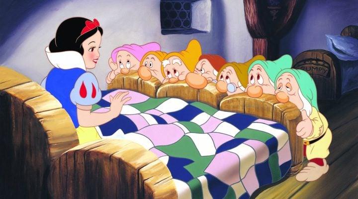 15 curiosidades fascinantes sobre 39 blancanieves y los - Casa de blancanieves y los 7 enanitos simba ...