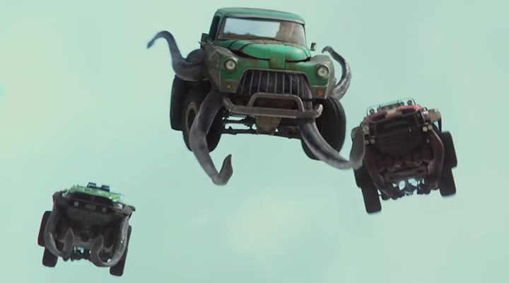 Fotograma de 'Monster Trucks'