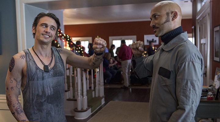 James Franco y Keegan-Michael Key en '¿Tenía que ser él?'