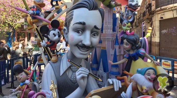 Falla Walt Disney