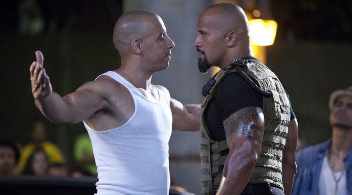 Diesel y Johnson son los únicos que han corfimado