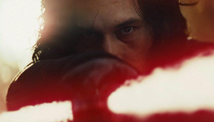 Kylo Ren, su cicatriz en 'Los últimos Jedi'
