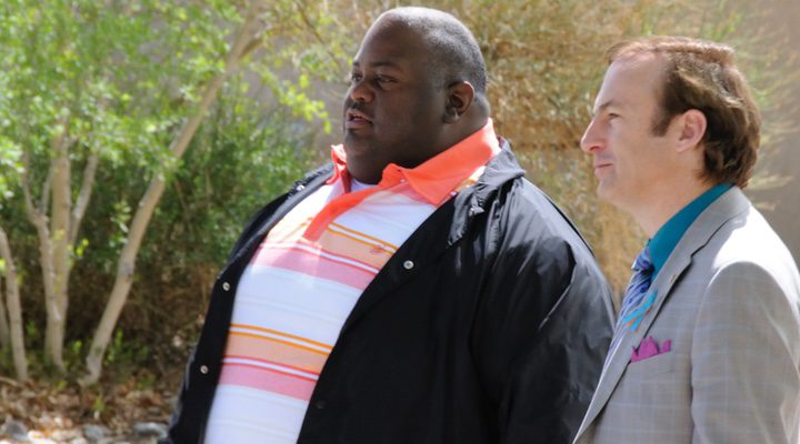 Lavell Crawford en Breaking Bad