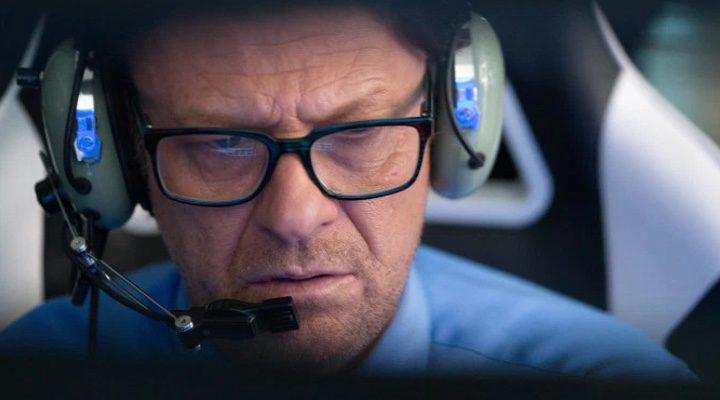 Sean Bean en su nueva película 'Drone'
