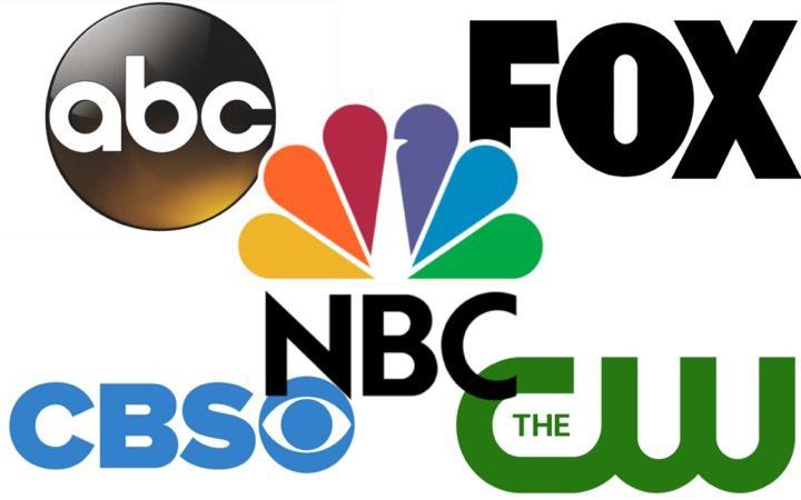 Las cinco grandes networks