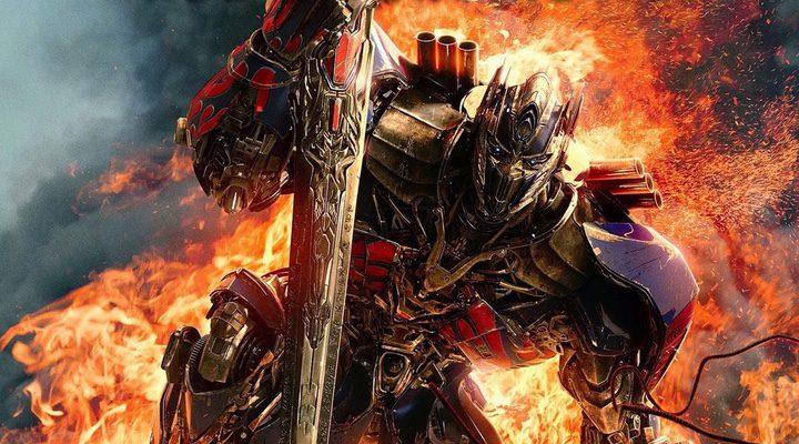 'Transformers:El último caballero'