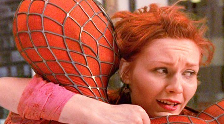 Kirsten Dunst en 'Spider-Man'