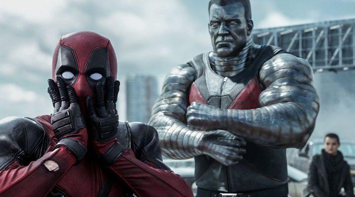 Imagen de la película 'Deadpool'
