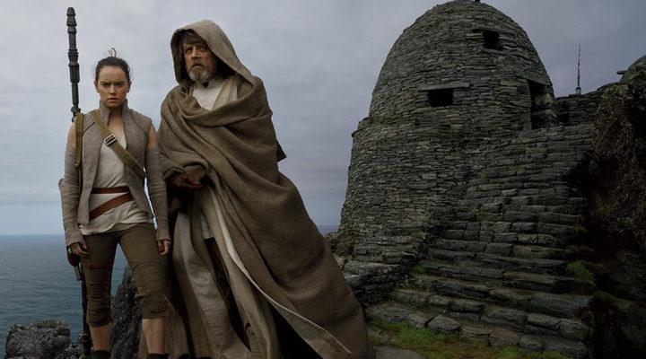 'Star Wars: Los últimos Jedi' Vanity Fair