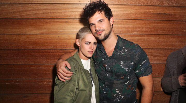 Rencuentro Kristen Stewart y Tayrlor Lautner