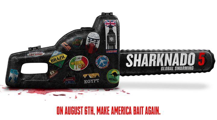 Imagen promocional Sharknado 5
