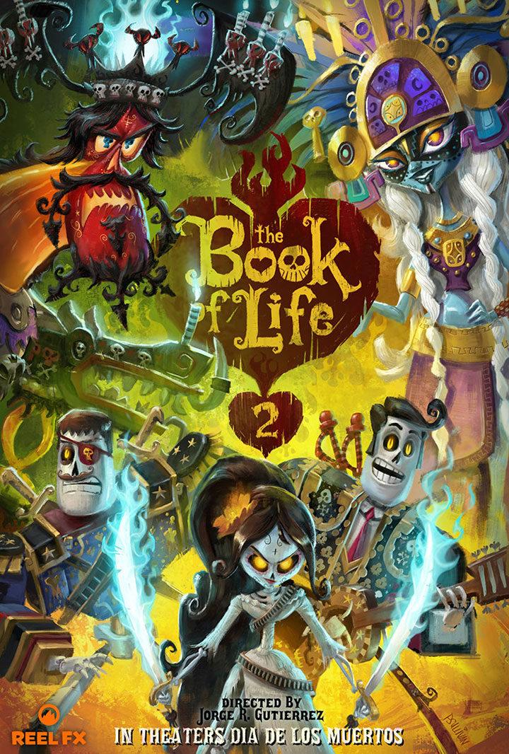 El libro de la vida 2