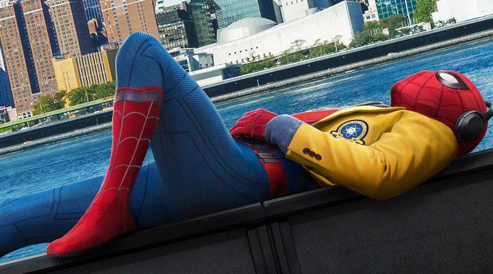'Spider-Man: Homecoming' banda sonora de Michael Giacchino
