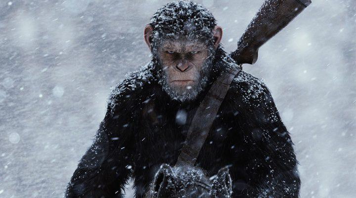 'La guerra del planeta de los simios' César