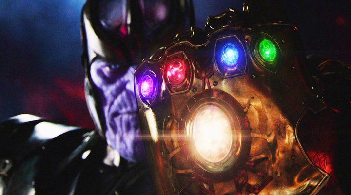 'Vengadores: Infinity War' Thanos