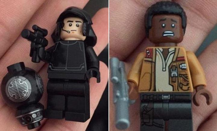 Figura LEGO de BB-9E