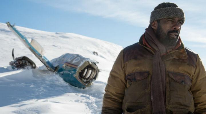 Idris Elba fue la tercera opción para 'La montaña entre nosotros'