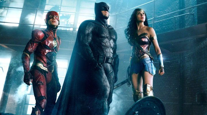 'The Justice League'
