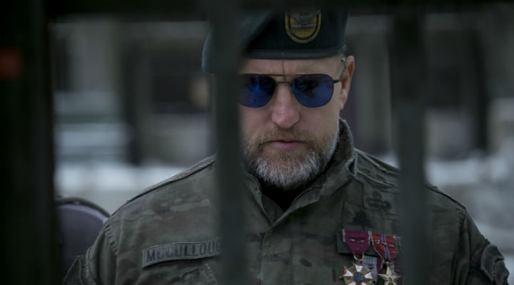 El despiadado coronel McCullough