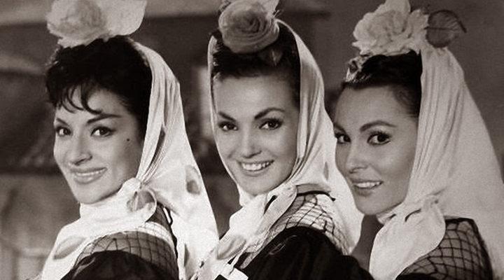 Muere la actriz y cantante paquita rico a los 87 a os - El balcon de la luna ...